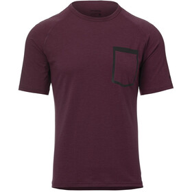 Giro Venture II Jersey Men ox blood